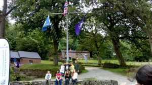 94th Keele Scout Summer Camp 2019