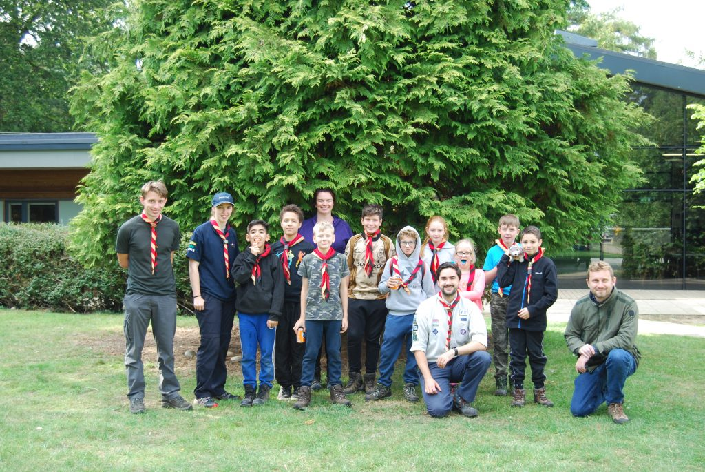 Scouts Oxford Camp September 2019